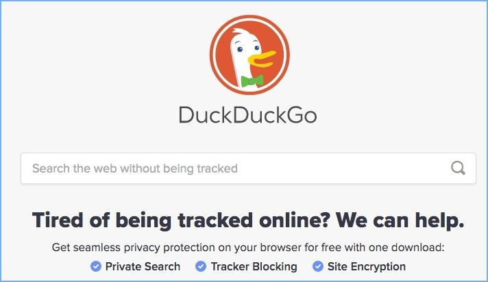 DuckDuckGo die alternative Suchmaschine