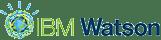Offizielles Logo IBM WATSON