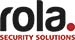 Offizielles Logo der ROLA security Solutions